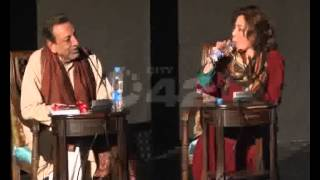 City42 Special Lahore Literary Festival Sessions Tehmina Durrani Lecture Alhamra Part 02
