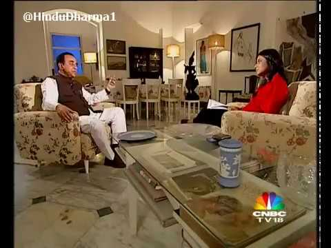 Beautiful People - Dr Subramanian Swamy Interview in September 2011