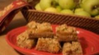 Apple Oatmeal Bars: Cookie Jar #19