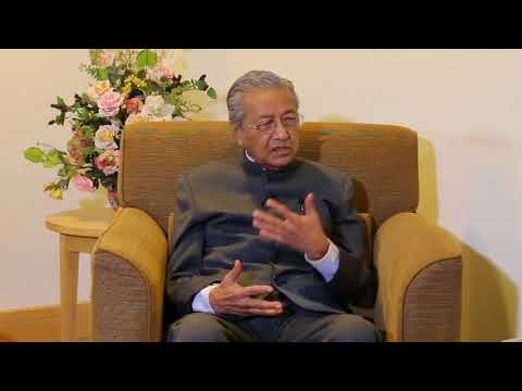 Interview WIth H.E. Dr Mahatir Mohamad ( Future Of Pakistan )