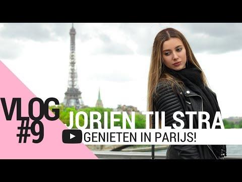 PARIJS (DEEL 1) | AANGEVALLEN DOOR DUIVEN!? | JORIEN TILSTRA | VLOG #9