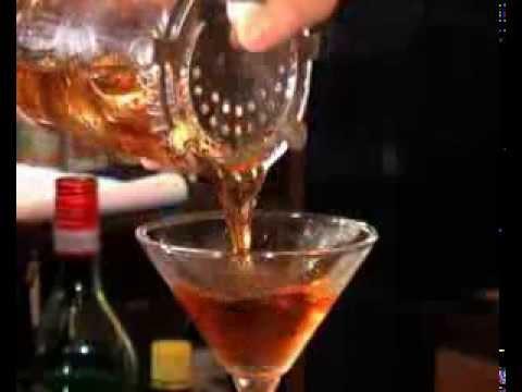 Manhattan koktél recept videó videó letöltés