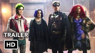Titans (DC Universe) NY Comic-Con Trailer HD