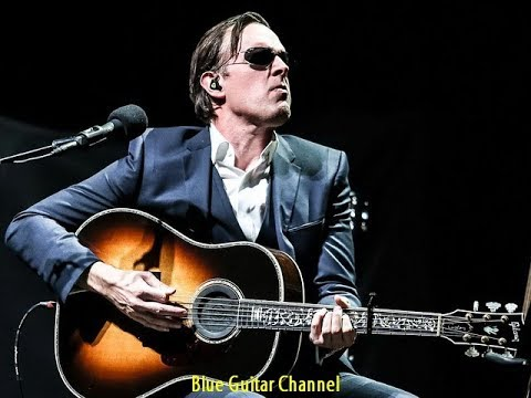 Joe Bonamassa - A Place In My Heart || Blue Guitar Channel