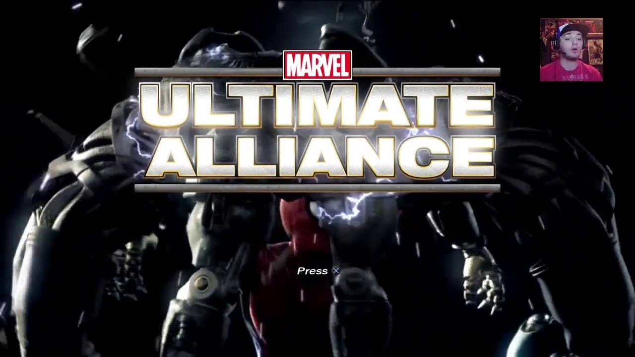 (PS2, PS3, PS4) Marvel Ultimate Alliance Cheat Codes
