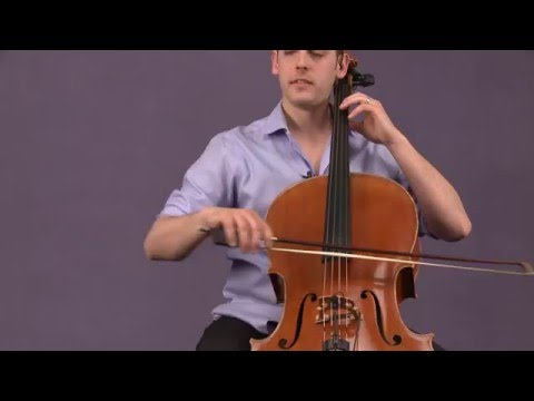 Bluegrass Cello: Bowing - The Shuffle & The Push