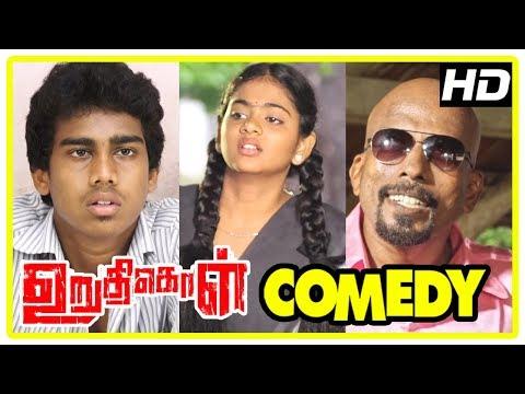Latest Tamil Comedy Scenes | Uruthikol Tamil Movie Comedy Scenes | Vol 1 | Kishore | Kaali Venkat