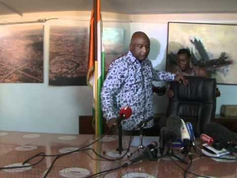 West African bloc sending three presidents to I.Coast