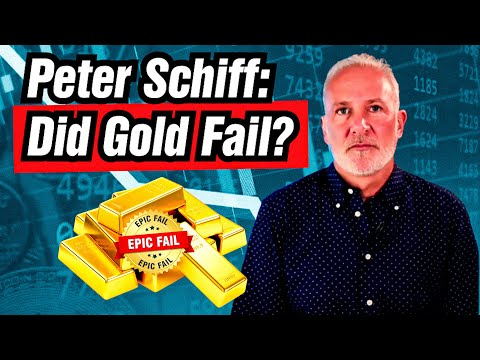 Peter Schiff: Here Is The Truth About Gold