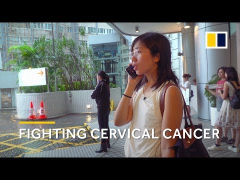 Hong Kong: women can fight cervical cancer with vaccines and tests