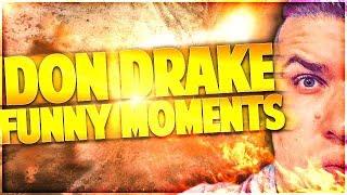 Funny Moments [#26] - Don Drake