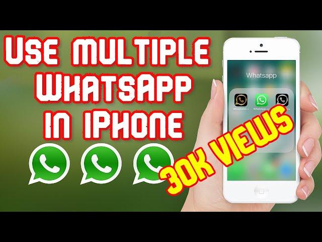 How to Operate Multiple WhatsApp Accounts on iOS - Brandsynario
