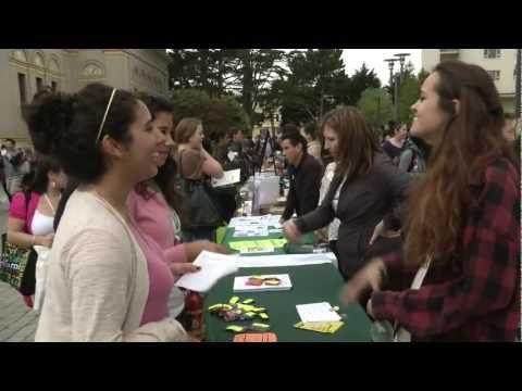 USF's Involvement Fair 2012 [News]