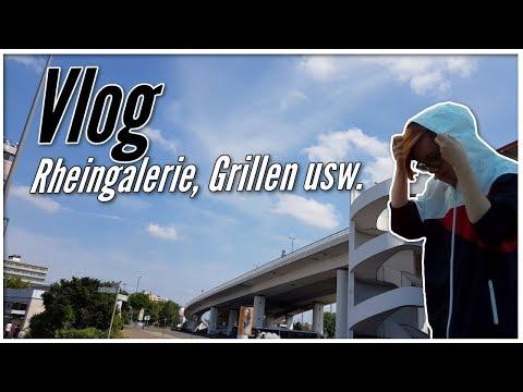 Rheingalerie, Grillen usw. | Vlog