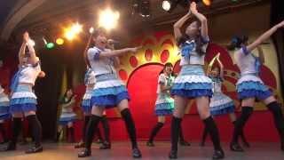 2013/11/03(日)@浅草花やしき セットリスト最後の2曲、ほぼ固定カメラ...