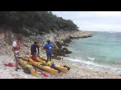 Sea Kayak Croatia - Rab - Extended version