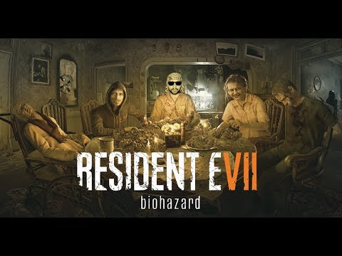 Resident Evil 7: Biohazard - Dificultad manicomio - Gameplay Español-Alemán