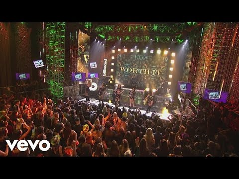 Fifth Harmony - Worth It (Live on Dick Clark's New Year's Rockin' Eve) ft. Kid Ink