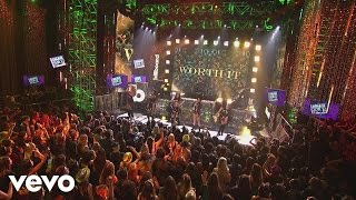 Fifth Harmony Worth It Live On Dick Clark's New Year's Rockin' Eve Ft. Kid Ink