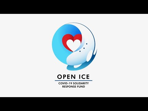 Open Ice! Olympic Figure Skaters Raise Money For The UN Foundation's COVID-19 Response Fund