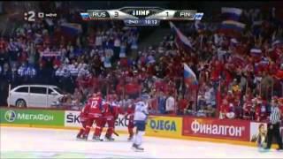 RUSSIA - FINLAND (6_2) World Championship 2012.flv