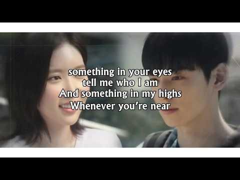 (LIRIK) 죠지, 강혜인,- Something In Your Eyes (My ID Is Gangnam Beauty OST  Part 4)