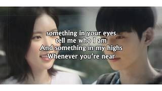 (LIRIK) 죠지, 강혜인,- Something In Your Eyes (My ID is Gangnam Beauty OST  Part 4)