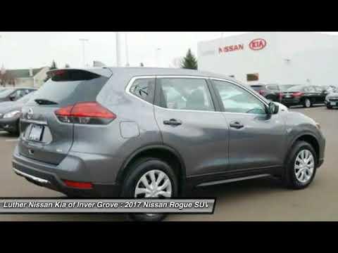 2017 Nissan Rogue Inver Grove Heights,St Paul,Minneapolis R45369