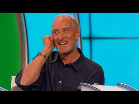Does Charles Dance answer the phone as a fictional handyman?  Would I Lie to You?  BBC One