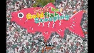 Catch 'Em! Goldfish Scooping (Nintendo Switch) Play Mode - Timed Scoop!