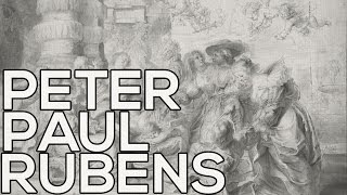 Peter Paul Rubens: A collection of 91 sketches (HD)