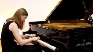 Scarlatti Sonata in D minor K 141 - Evgenia Fölsche