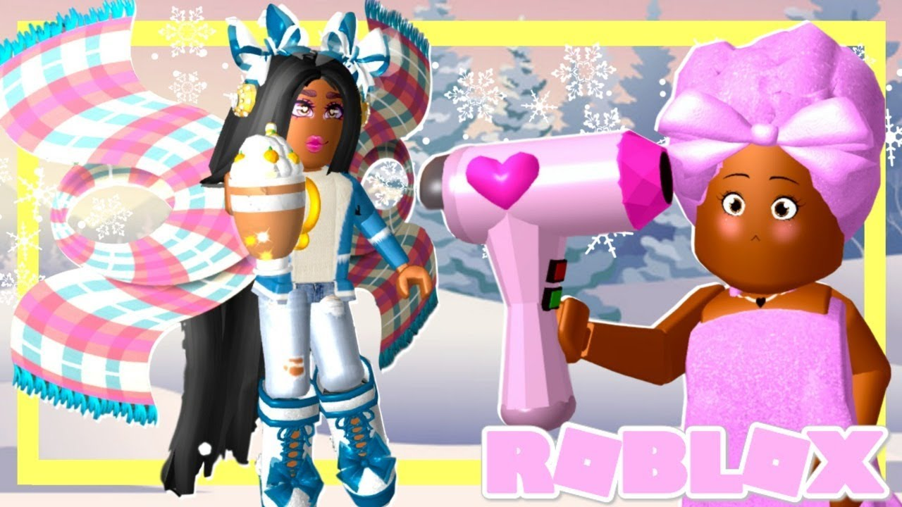 Winter Morning Routine In Royale High Roblox Royale High Roleplay - roblox royale high winter boots how to get free robux on