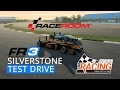 Formula RaceRoom 3 at Silverstone Test Drive