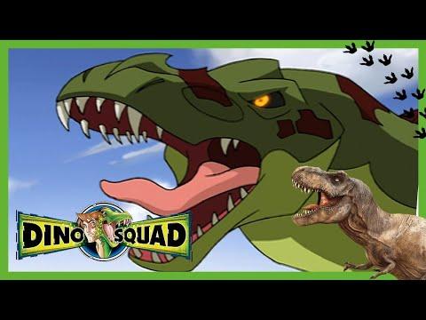 🦖 Dino Squad - Who'll Stop The Rain | HD | Full Episode | Dinosaur Cartoon 🦖