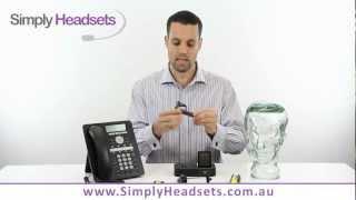 GN Jabra Pro 6470 Wireless Headset Review