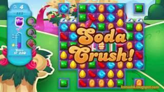 Candy Crush Soda Saga - Level 883 (8No boosters)