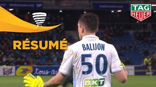 Havre AC - Nîmes Olympique ( 2-1 ) (1/8 de finale) - Résumé - (HAC - NIMES) / 2018-19