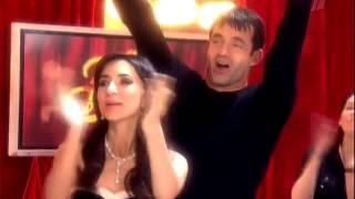 Пелагея и Дарья Мороз Конь live cover Любэ шоу 'Две звезды' с обсуждением