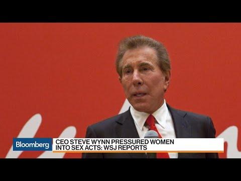 Casino Mogul Steve Wynn Denies Sexual Harassment Allegations