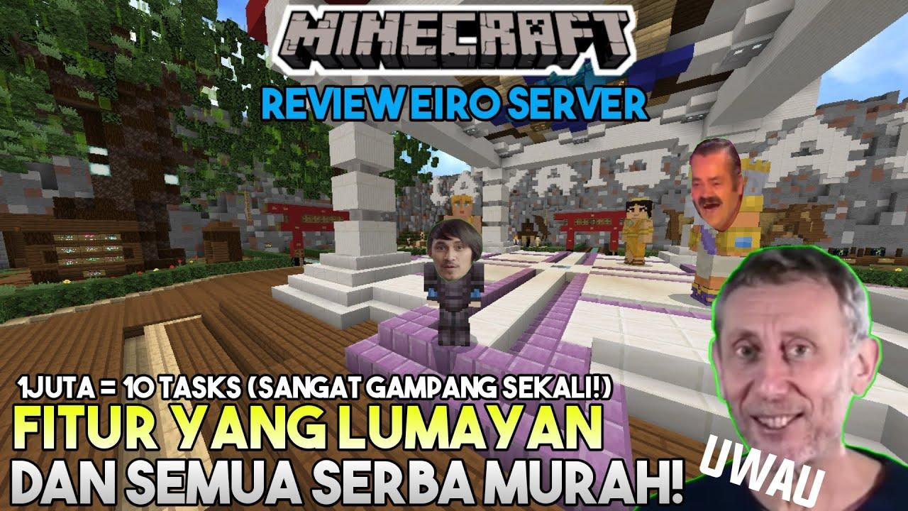 EiroSans =-  Minecraft PE server