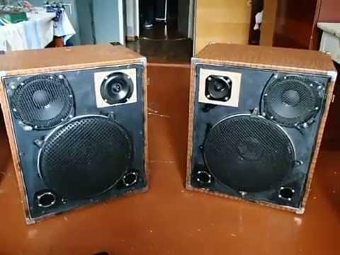 Краткий исторический обзор производства акустических