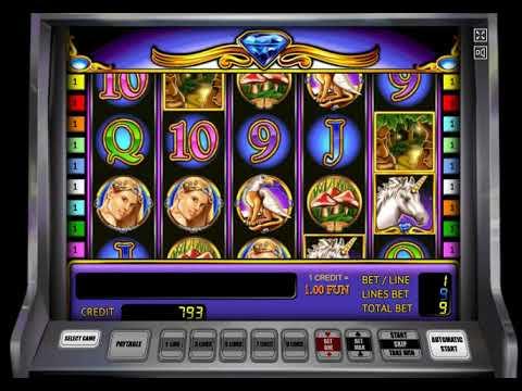 Игровой автомат UNICORN MAGIC играть бесплатно и без регистрации онлайн