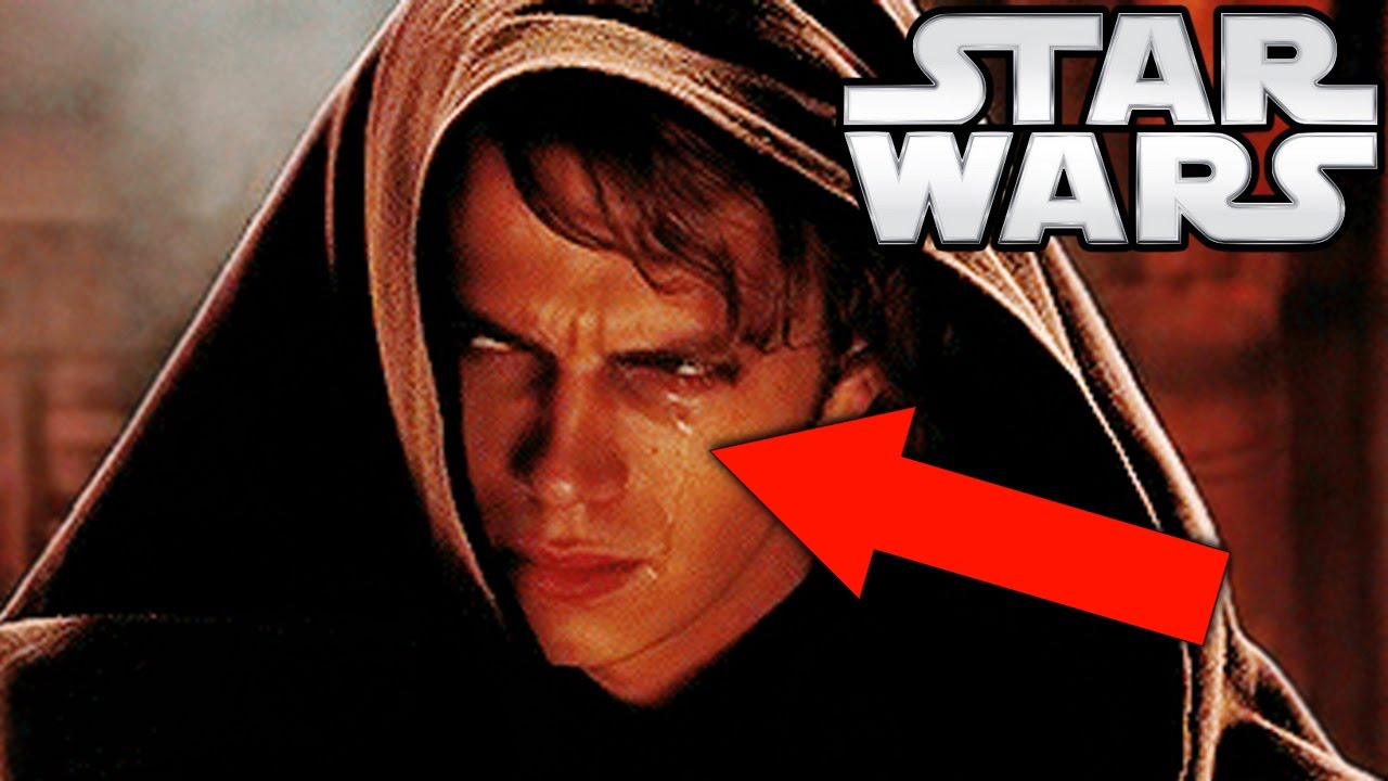 Why was anakin crying in revenge of the sith star wars explained youtube - Vaisseau star wars anakin ...