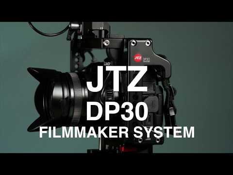 JTZ DP30 Filmmaker System - Cage, Base Plate, Handle