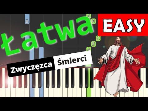 🎹 Zwycięzca śmierci - Piano Tutorial (łatwa wersja) 🎹