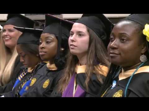 VCU Spring Commencement 2018 Highlights