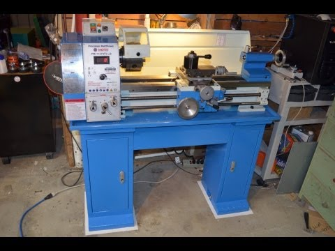 Installing a Benchtop Lathe