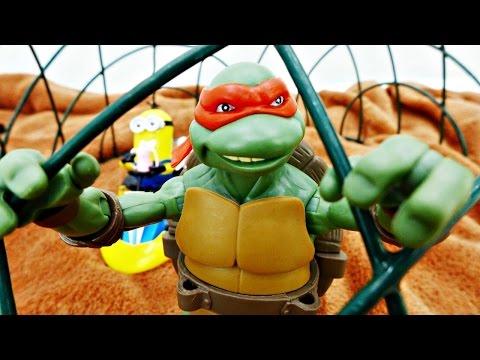 Черепашки-ниндзя 2 (2016) смотреть онлайн в хорошем
