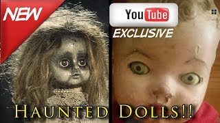 Haunted Doll Unboxing & Talk - Paranormal HQ Chat